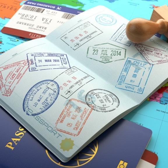 passeport voyages